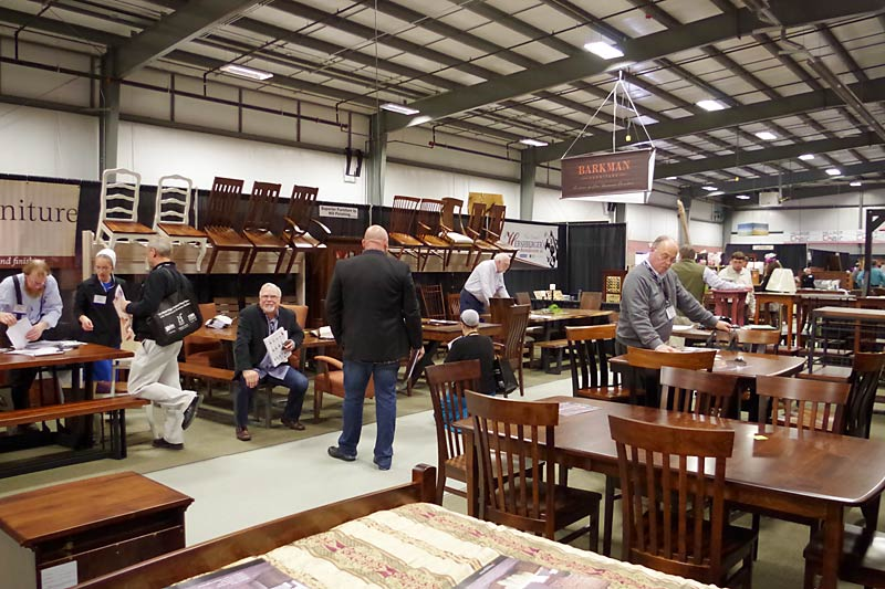 2016 Show Ohio Hardwood Furniture Market